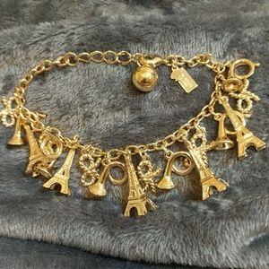 Kate Spade Charm Bracelet